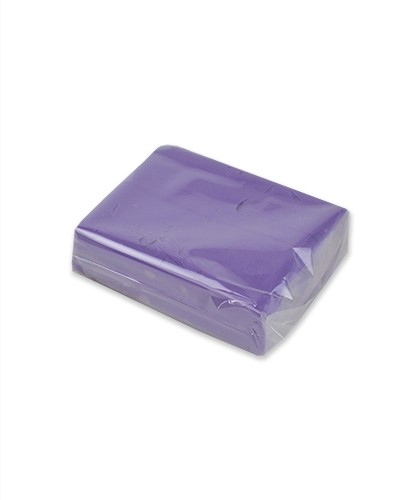 Professional Detailers Clay Bar 220 Gram Aggressive Grade, Purple, Pack of 6