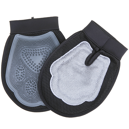 Pet Hair Removal Mitt For Auto and Janitorial Cleaning, Pack of 3