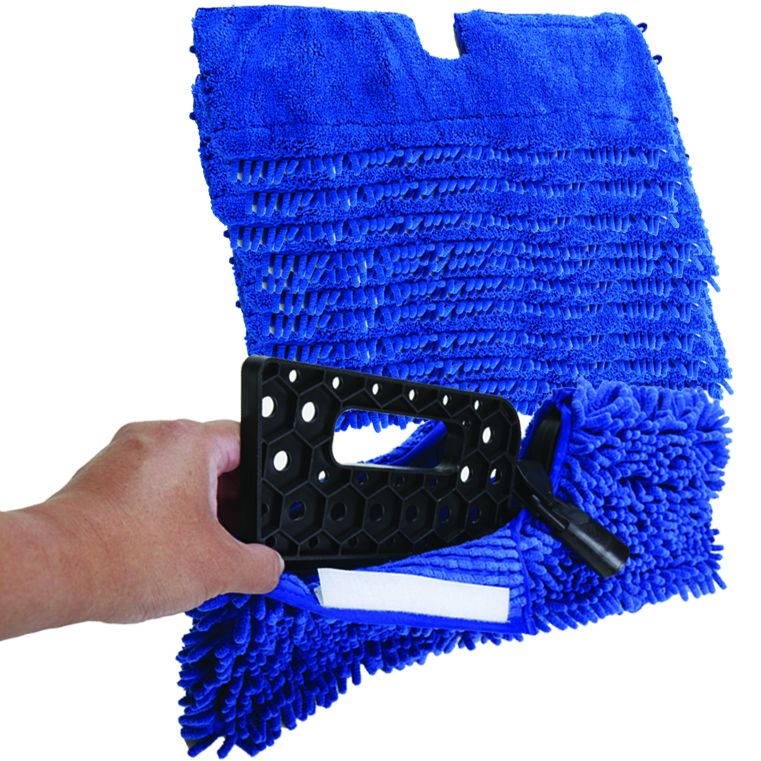 Plastic Mop Base ON SALE - Buy 6 packs get 6 doz. Mop Pad Cover FREE