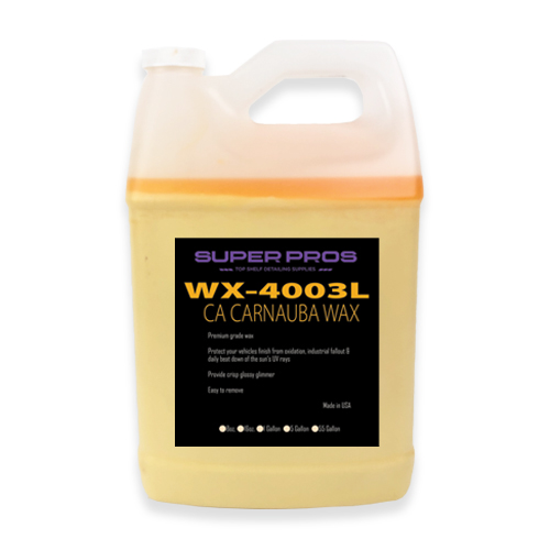 Wax - LA Carnauba Wax, 16 oz. | 6 Bottles
