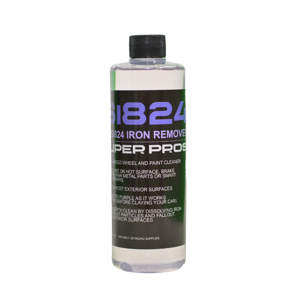 Iron Remover - SiO2 Series, 16 Oz.