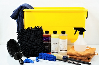Super Pros Auto Detail Car Cleaning Hobby Kit