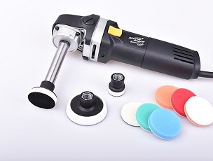 ShineMate Spot Polishing with Multiple Accessories Spot Polisher Kit