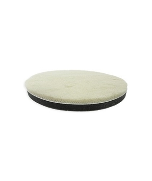 Wool Cutting Polishing Buffer Pad Black, 7