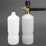 Pressure Foam Gun Replacement Bottle 32 Oz. Pack of 6