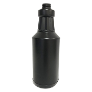 Replacement Bottle 32 oz., 28/400 Neck Size Sprayer Optional Foam Gun Replacement Bottle, Pack of 6