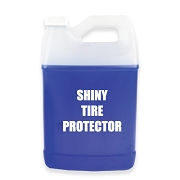 Dressing - Shiny Tire Protector, 1 Gallon