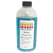Microfiber Wash Cleaning Detergent 16 Oz. | 6 Bottles