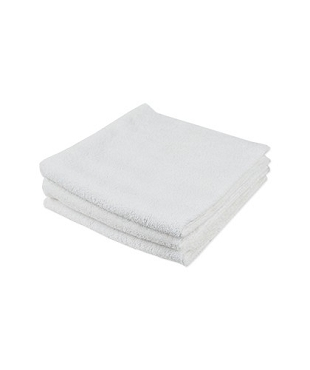 Microfiber Edgeless Towel Scratch-Free All Surface Drying & Wiping, 380 GSM, 24