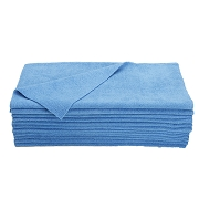 Microfiber Edgeless Towel Scratch-Free, All Surface Drying & Wiping, 380 GSM, 24