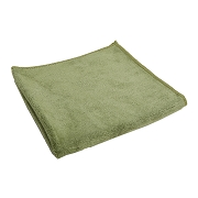 Microfiber Low Pile Towel, 380 GSM, 15