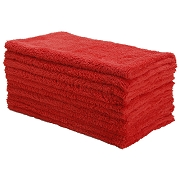 Edgeless Microfiber Detailing Towel Polishing Buffing Exterior and Interior, 16