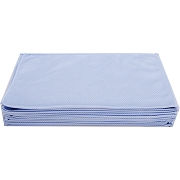 Microfiber Glass Cleaning Towel with New Diamond Pattern Ultra-Fine, 290 GSM, 18