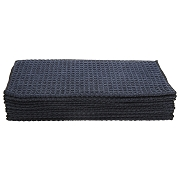 Microfiber Waffle Weave Drying Towel, 380 GSM, 16