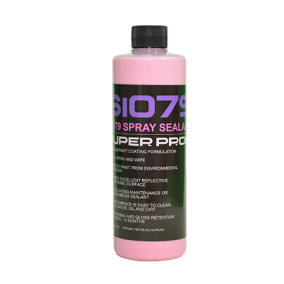 Spray Sealant - SiO2 Series, 16 Oz.