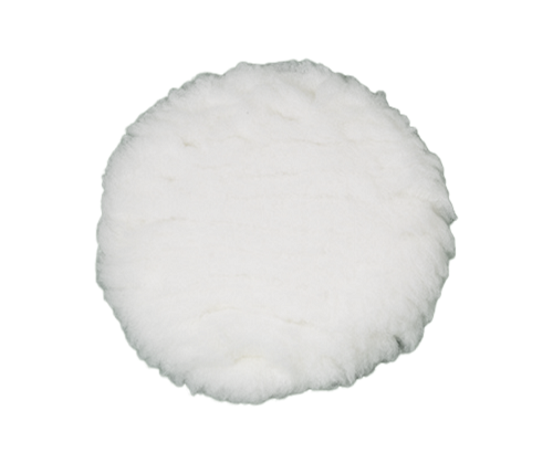 Poly Round Wash Mop Pad