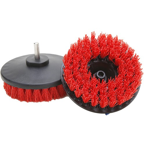 Stiff Bristle Power Brush
